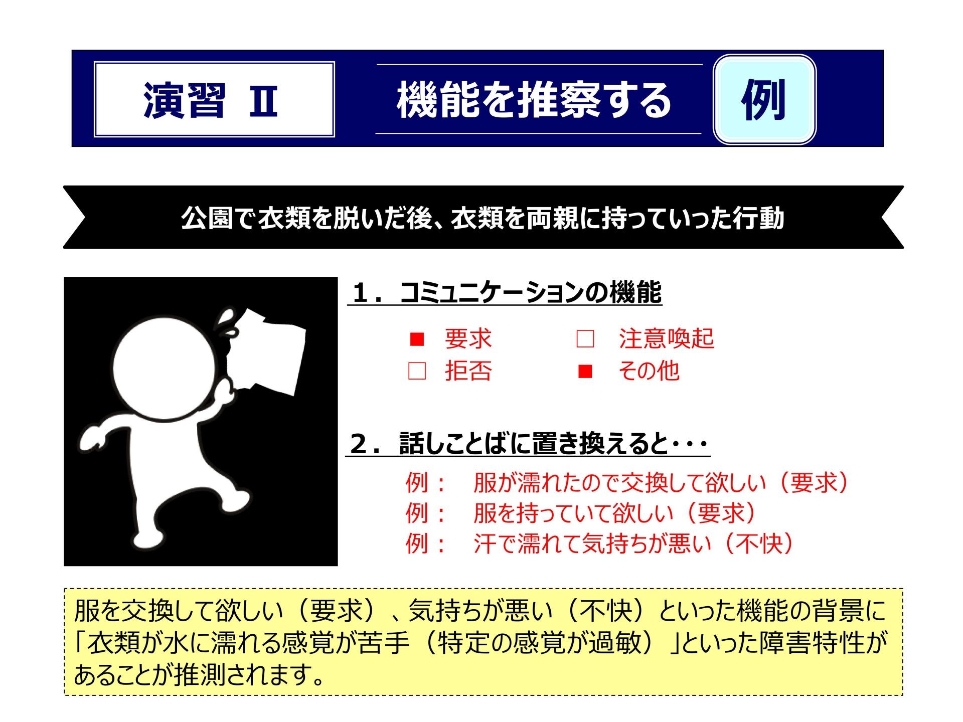 05強度行動障害とコミュニケーション(講師用)★例示