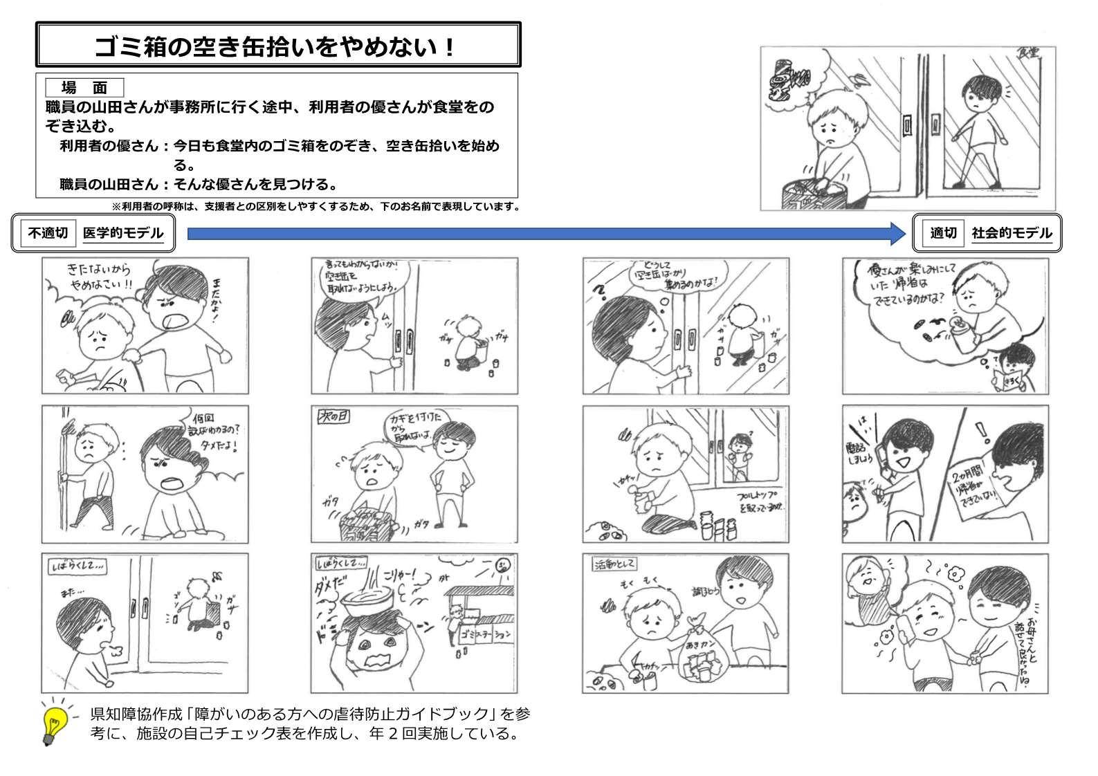 10絵コンテ(ゴミ箱の~)